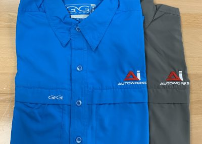 ATX Promotions Embroidered Custom Logo Shirt