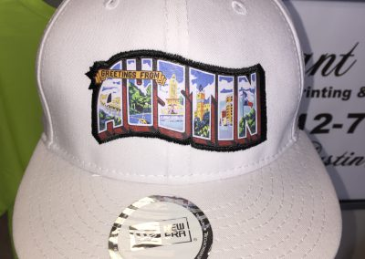 Logo Branded Cap Austin