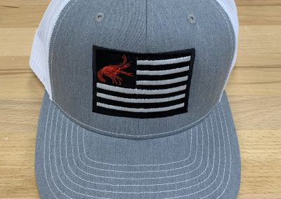 Custom Logo Cap Capital Crawfish Company