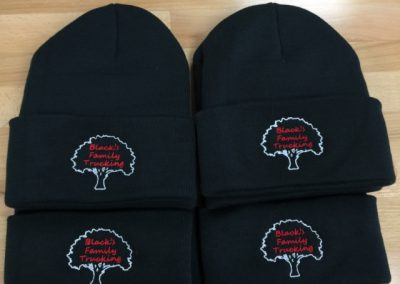 Custom Embroidered Beanies Hats