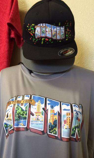 Promotional Cap and Logo T-shirt